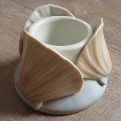 Teelichthalter Muschl